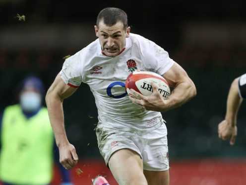 Jonny May says England must follow up their win against France by beating Ireland (David Davies/PA)