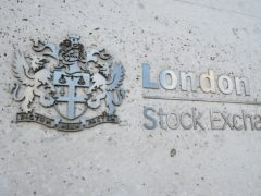 The London Stock Exchange Group was the FTSE 100's biggest loser on Monday (Kirsty O'Connor/PA)