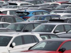 The automotive industry has downgraded its expectations for the year following the worst February for car sales since 1959 (Joe Giddens/PA)