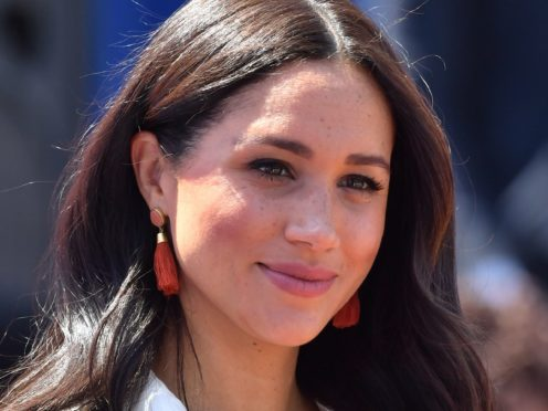 The Duchess of Sussex says she contemplated taking her own life (Dominic Lipinski/PA)