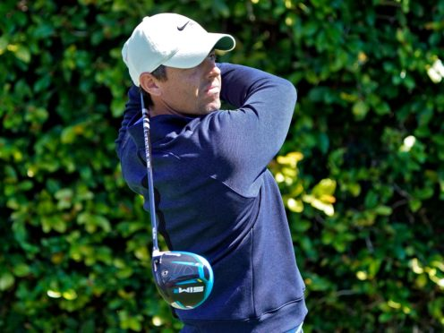 Rory McIlroy carded a 66 in the first round of the Arnold Palmer Invitational (John Raoux/AP)
