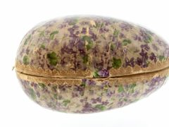 The egg will go on display in a museum (Hansons Auctioneers/PA)