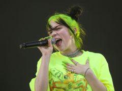 Billie Eilish will perform at the Grammy Awards (Jack Plunkett/Invision/AP)