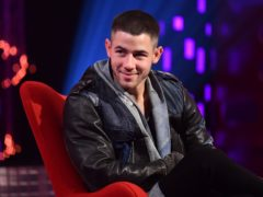 Nick Jonas on The Graham Norton Show (Matt Crossick/PA)