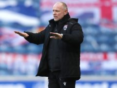 Ross County boss John Hughes preparing for Highland derby in cup (Jane Barlow/PA)