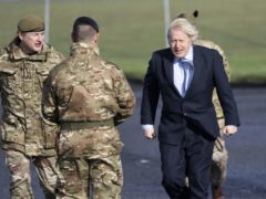 Boris Johnson has announced the outcome of the Integrated Review of security, defence, development and foreign policy (Peter Morrison/PA)