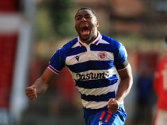 Yakou Meite clinched a point for Reading (Mike Egerton/PA)