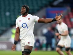 Maro Itoje scored the match-winning try against France (David Davies/PA)