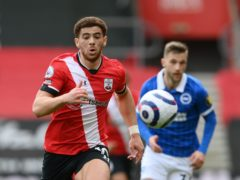 Southampton's Che Adams is in the Scotland squad (Mike Hewitt/PA)