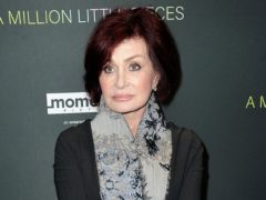 US chat show The Talk will remain off air while an investigation into Sharon Osbourne's clash with a co-star takes place, network CBS said (Richard Shotwell/Invision/AP, File)