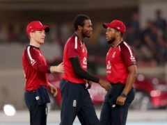 Jofra Archer almost steered England to victory (Ajit Solanki/AP)