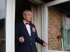 Charlie Pallett at home in Maidstone, Kent (Gareth Fuller/PA)