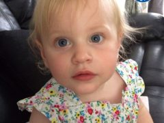 Lilly Hanrahan was 21-months-old when she was killed in