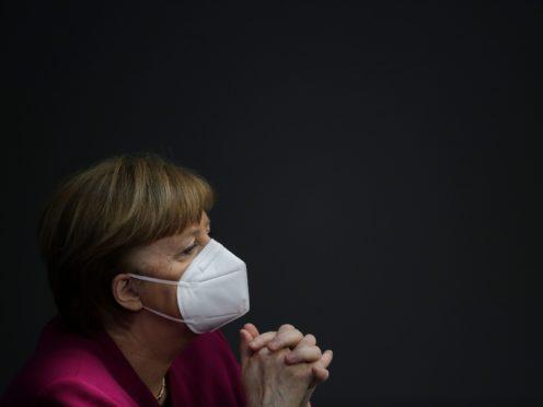 German Chancellor Angela Merkel (Markus Schreiber/AP)