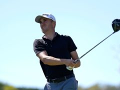 Justin Thomas crashed out of the WGC-Dell Technologies Match Play on Thursday (David J. Phillip/AP)