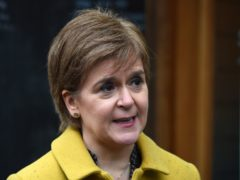 People should 'do the right thing for all of the right reasons', Nicola Sturgeon said (Andy Buchanan/PA)