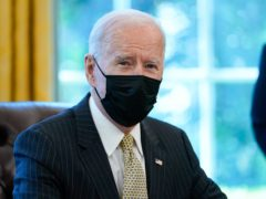 President Joe Biden's calls for America to remain on high alert against Covid-19 are meeting resistance from Republic governors (Evan Vucci/AP)