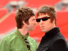Oasis released their debut album Definitely Maybe in 1994 (Zak Hussein/PA)