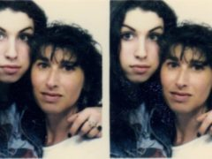 Amy Winehouse and her mother Janis (BBC/PA)