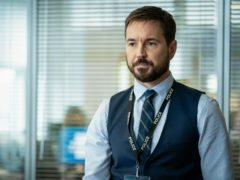 Martin Compston as DS Steve Arnott (World Productions/Steffan Hill)