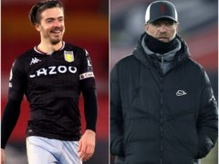 Jack Grealish could be off to Manchester City, while Jurgen Klopp could be eyeing a break from the game (Naomi Baker/Lee Smith/PA)