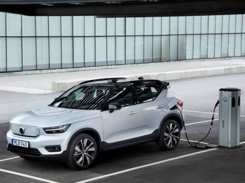 Volvo's announcement follows a similar move by some other manufacturers (Volvo Cars Group/PA)