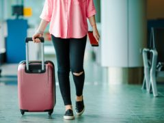 Some airlines have developed using a health certificate app (ThinkStock/PA)