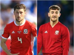 Ben Davies and Tom Lockyer have withdrawn from the Wales squad due to injury (David Davies/Nigel French/PA)
