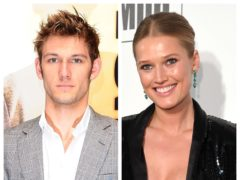 Alex Pettyfer and Toni Garrn (PA)