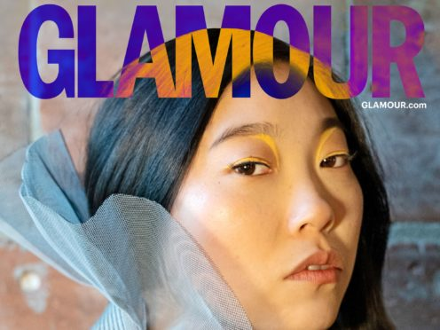 Actress Awkwafina said she was 'saved' by her talents as a performer (Awkwafina/Glamour/PA)