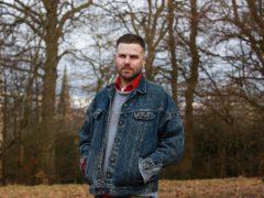 Andrew Black has lived in Glasgow since 2009 ( Erika Stevenson/Margaret Tait Award/PA)