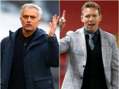 Jose Mourinho and Julian Nagelsmann are in the latest football gossip (Clive Rose/ Nick Potts/PA)