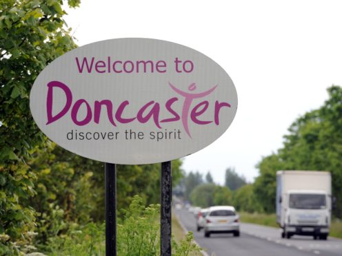 Doncaster Council sparked the heated debate (Anna Gowthorpe/PA)
