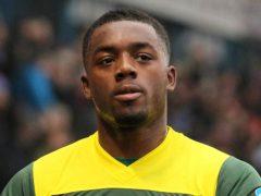 Gozie Ugwu scored from the spot for Raith (Gozie Ugwu/PA)