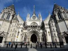 The Court of Appeal is set to issue its ruling (PA)