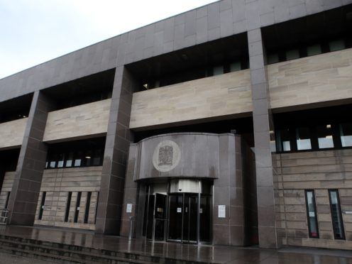 The second man is due to appear at Glasgow Sheriff Court on Friday (Andrew Milligan/PA)