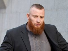 Muslim convert Ibrahim Anderson has admitted sharing extremist videos on social media while subject to a terrorism notification order (Yui Mok/PA)