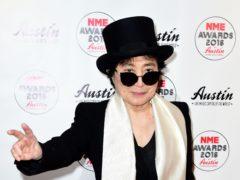 Yoko Ono (Ian West/PA)