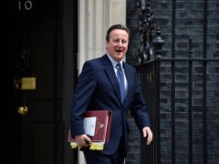 David Cameron was acting as an adviser to Greensill (Hannah McKay/PA)