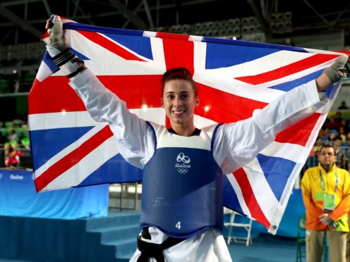Bianca Walkden hopes to go better than her Rio bronze medal in Tokyo (David Davies/PA)