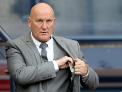 Jim Duffy is unhappy with the schedule (Jane Barlow/PA)