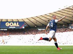 Scotland fans could be back at Hampden in June (Martin Rickett/PA)