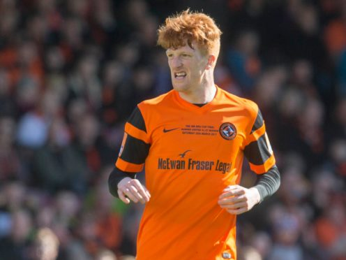 Simon Murray was the hero for Queen's Park away to Edinburgh City (Jeff Holmes/PA)