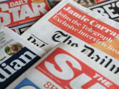 What the papers say – April 23 (AP)