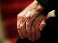 The report says 348 care homes in Scotland (32.1%) experienced an outbreak between March 1 and June 21 last year (Yui Mok/PA)