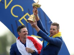Ryder Cup team-mates Justin Rose and Henrik Stenson will contest the Zurich Classic for the third time (David Davies/PA)