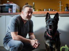 Ricky Gervais (Natalie Seery/Netflix)