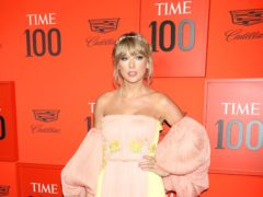 Taylor Swift has released another track called Mr Perfectly Fine (Greg Allen/PA)