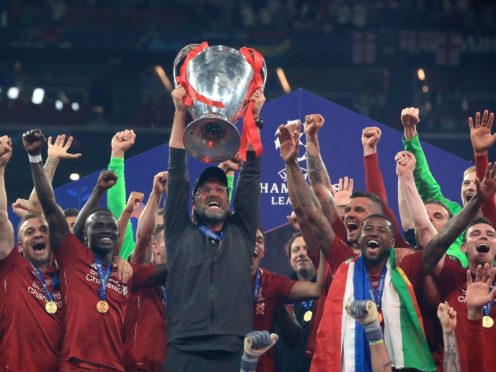 Six-time European champions Liverpool are part of a proposed breakaway competition (Peter Byrne/PA)