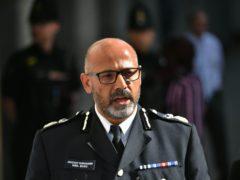 Metropolitan Police Assistant Commissioner Neil Basu (Dominic Lipinski/PA)